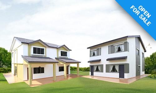 Rumah Komuniti Pakej B Pkj B Scientex