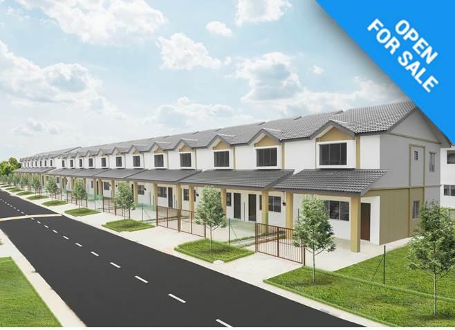 Phase Q23 Q24 Rumah Mampu Biaya C Scientex